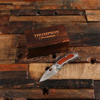 Browning Pocket Knife Box Set
